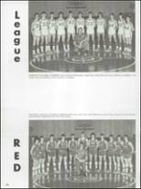 1975 River High School Yearbook Page 142 & 143