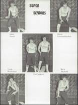 1975 River High School Yearbook Page 144 & 145