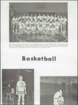 1975 River High School Yearbook Page 156 & 157
