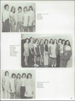 1975 River High School Yearbook Page 164 & 165