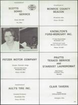 1975 River High School Yearbook Page 202 & 203