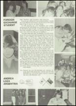 1980 Montello High School Yearbook Page 10 & 11