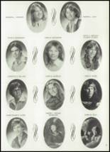 1980 Montello High School Yearbook Page 16 & 17