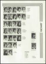 1980 Montello High School Yearbook Page 22 & 23