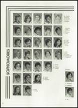 1980 Montello High School Yearbook Page 24 & 25
