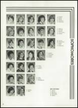 1980 Montello High School Yearbook Page 26 & 27