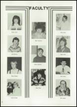 1980 Montello High School Yearbook Page 30 & 31