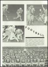 1980 Montello High School Yearbook Page 34 & 35