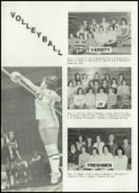 1980 Montello High School Yearbook Page 36 & 37