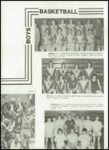 1980 Montello High School Yearbook Page 38 & 39