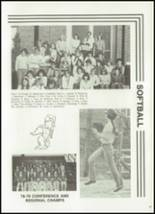1980 Montello High School Yearbook Page 42 & 43