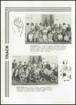 1980 Montello High School Yearbook Page 44 & 45