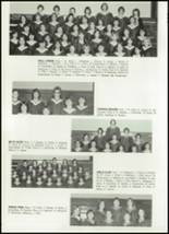 1980 Montello High School Yearbook Page 54 & 55