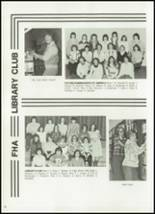 1980 Montello High School Yearbook Page 56 & 57