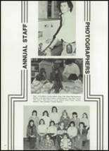 1980 Montello High School Yearbook Page 58 & 59