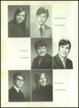 1972 Jeffers High School Yearbook Page 20 & 21