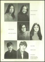 1972 Jeffers High School Yearbook Page 24 & 25