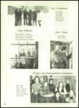 1972 Jeffers High School Yearbook Page 26 & 27
