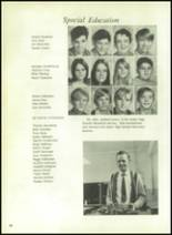 1972 Jeffers High School Yearbook Page 70 & 71