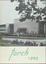 1960 Yearbook Edison High School