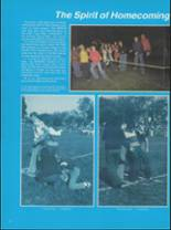 1978 Rushville Consolidated High School Yearbook Page 16 & 17