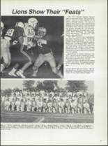 1978 Rushville Consolidated High School Yearbook Page 20 & 21