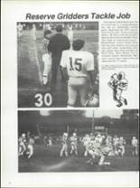 1978 Rushville Consolidated High School Yearbook Page 22 & 23