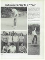 1978 Rushville Consolidated High School Yearbook Page 28 & 29