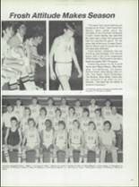 1978 Rushville Consolidated High School Yearbook Page 34 & 35