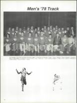 1978 Rushville Consolidated High School Yearbook Page 44 & 45