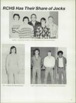 1978 Rushville Consolidated High School Yearbook Page 48 & 49