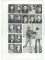 1978 Rushville Consolidated High School Yearbook Page 64 & 65
