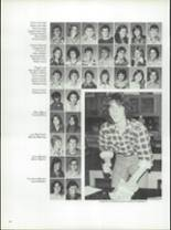 1978 Rushville Consolidated High School Yearbook Page 100 & 101