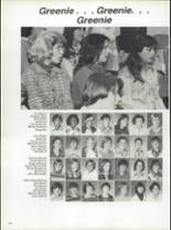 1978 Rushville Consolidated High School Yearbook Page 106 & 107