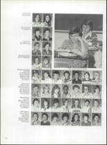 1978 Rushville Consolidated High School Yearbook Page 108 & 109