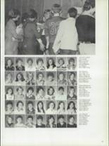 1978 Rushville Consolidated High School Yearbook Page 110 & 111