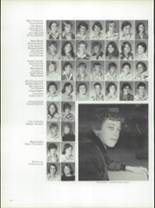 1978 Rushville Consolidated High School Yearbook Page 114 & 115