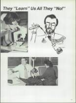 1978 Rushville Consolidated High School Yearbook Page 116 & 117