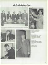 1978 Rushville Consolidated High School Yearbook Page 118 & 119