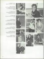 1978 Rushville Consolidated High School Yearbook Page 126 & 127