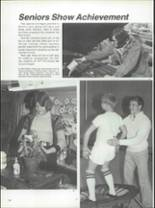 1978 Rushville Consolidated High School Yearbook Page 132 & 133