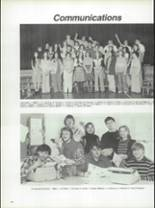 1978 Rushville Consolidated High School Yearbook Page 136 & 137