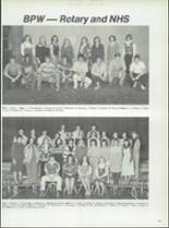 1978 Rushville Consolidated High School Yearbook Page 138 & 139