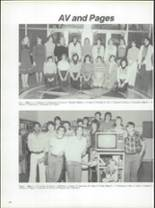 1978 Rushville Consolidated High School Yearbook Page 142 & 143