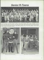 1978 Rushville Consolidated High School Yearbook Page 144 & 145