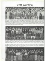 1978 Rushville Consolidated High School Yearbook Page 146 & 147