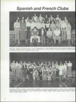 1978 Rushville Consolidated High School Yearbook Page 148 & 149