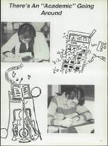1978 Rushville Consolidated High School Yearbook Page 154 & 155