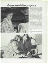 1978 Rushville Consolidated High School Yearbook Page 156 & 157