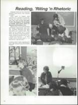 1978 Rushville Consolidated High School Yearbook Page 158 & 159